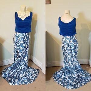 NWT SPEECHLESS Formal Dress 2 Pc.